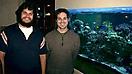 Borneman&Riccardo@Rick's shop2002